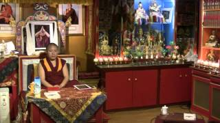 Awarenesses and Knowers with Geshe Ngawang Tenley - 2016-04-20