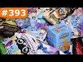 Random Blind Bag Box Episode #393 - Cartoon Network, Zomlings, Cars Mashems, Nintendo Squishys