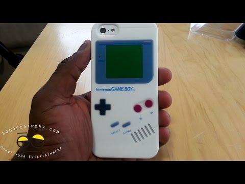 Original Classic Game Boy iPhone 5 Case from Tmart.com ...