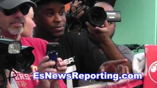 floyd mayweather rips roach after canelo beats cotto. EsNews Boxing