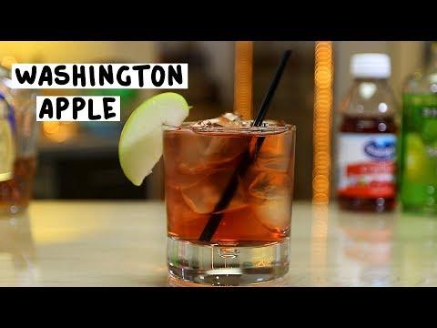 Washington Apple - Tipsy Bartender