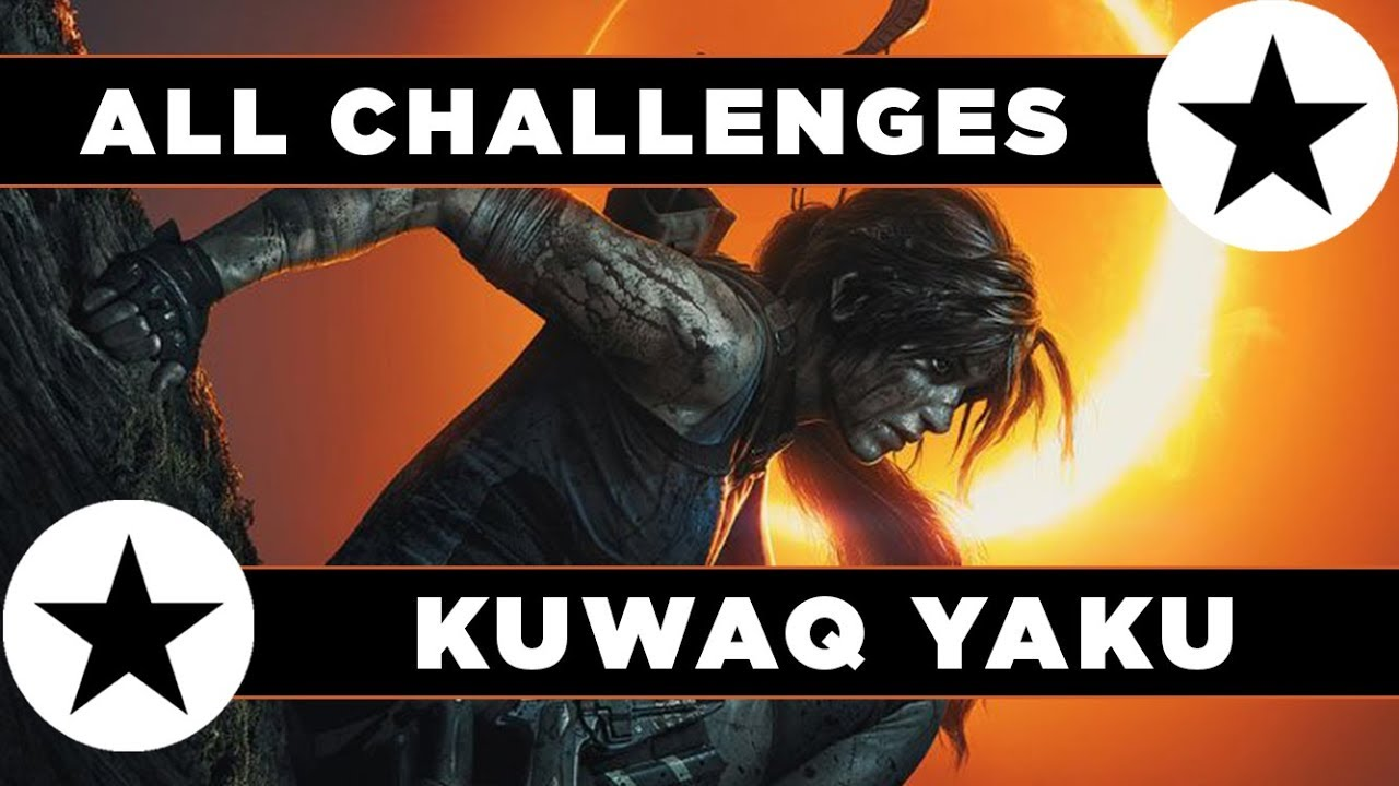 Shadow of the Tomb Raider Challenge Guide - All Challenges in Kuwaq Yaku (Totems, Barrels & Plan