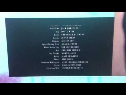 Hitch (2005) End Credits