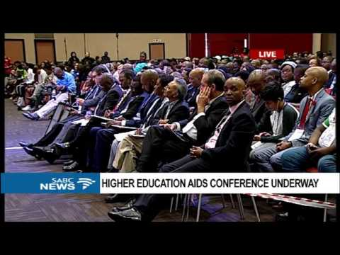 Questions to panelists at the HE HIV/AIDS Conference in Dbn, 10 June 2017