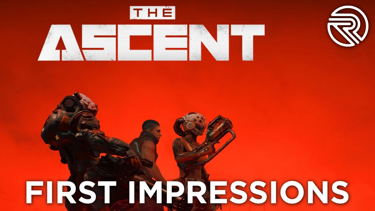 The Cyberpunk Game We Didn't Know We Needed! - The Ascent First Impressions