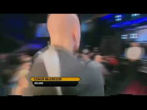 Conor McGregor vs Steve O'Keefe