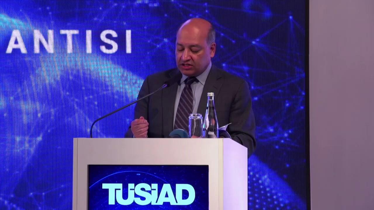 EBRD Başkanı Suma Chakrabarti - TÜSİAD 48. Olağan Genel Kurul Toplantısı Konuşması