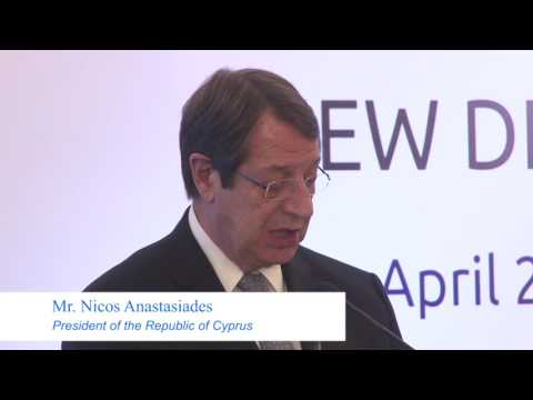 Keynote Address by H.E. Nicos Anastasiades, President of the Republic of Cyprus