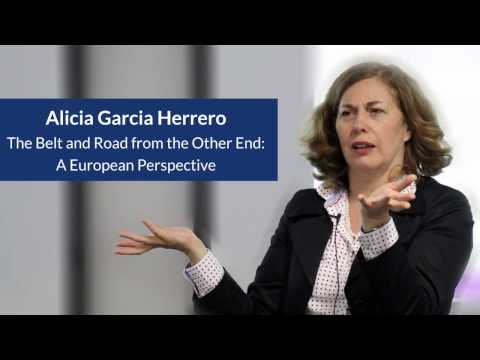 Alicia Garcia-Herrero: The Belt and Road from the Other End -- A European Perspective