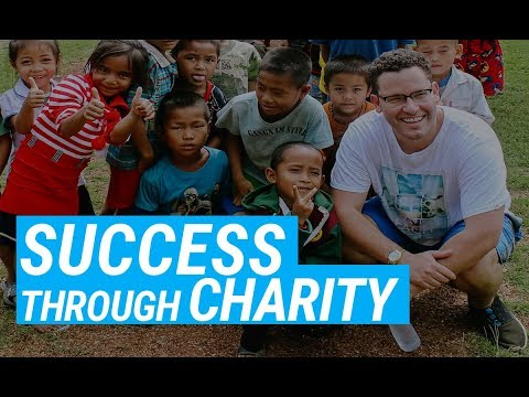Success through Charity Work