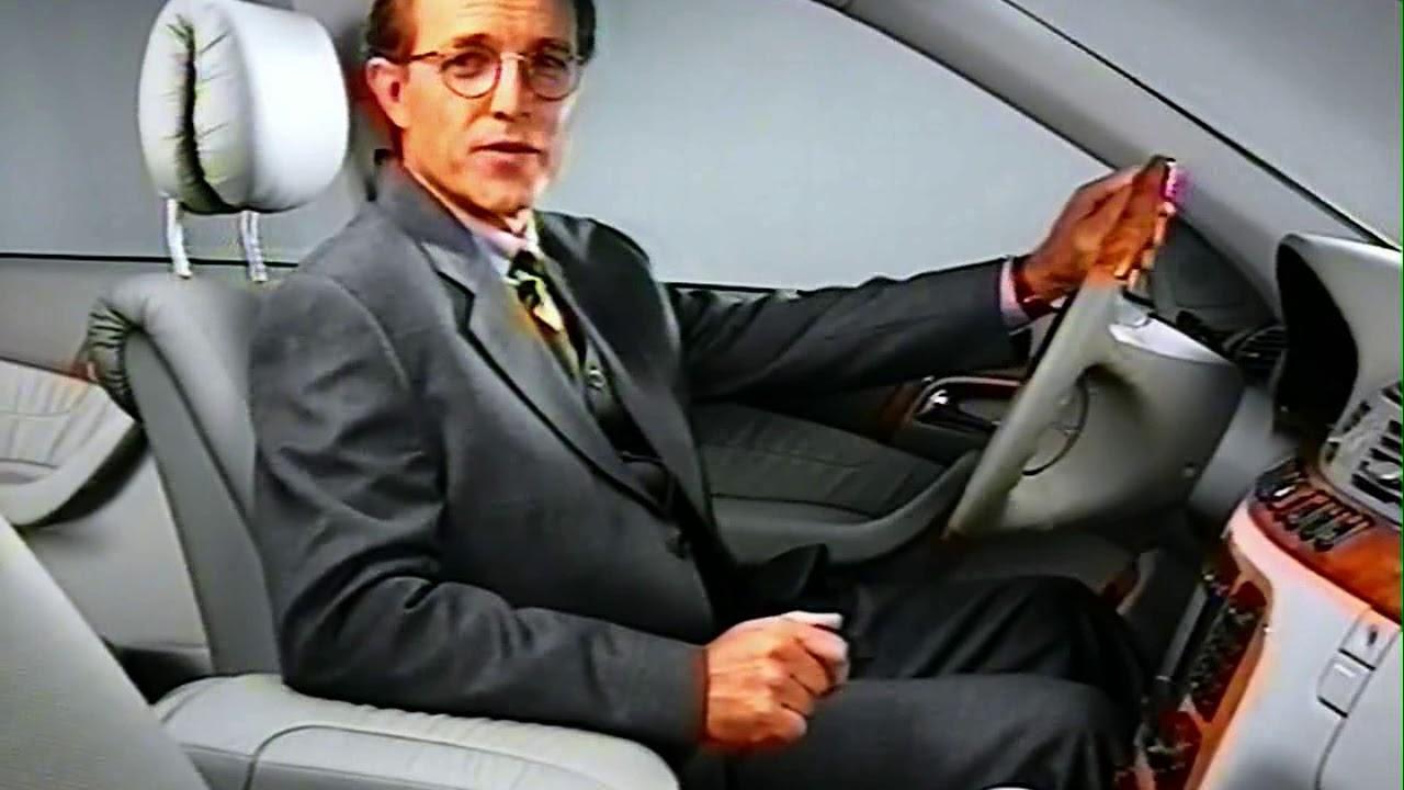 Mercedes Benz - S Class (W220) - Video Handbook (1998)