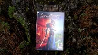 Spellforce The Order of Dawn Unboxing (PC) ENGLISH