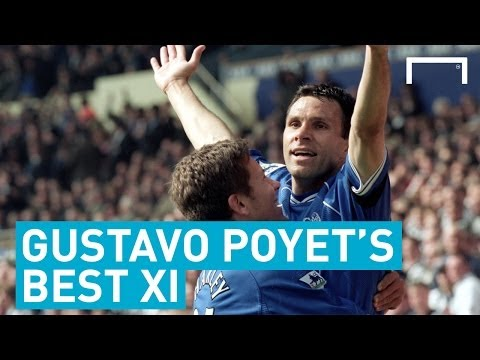 All time Best XI - Gus Poyet