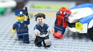 Lego Superhero SPIDER MAN & Dr Strange's Magic Show Episode 2