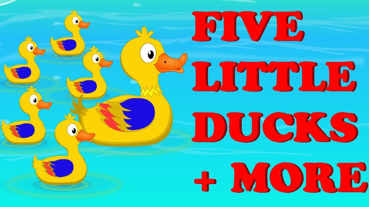 Five Little Ducks Bingo Abc Song Plus More