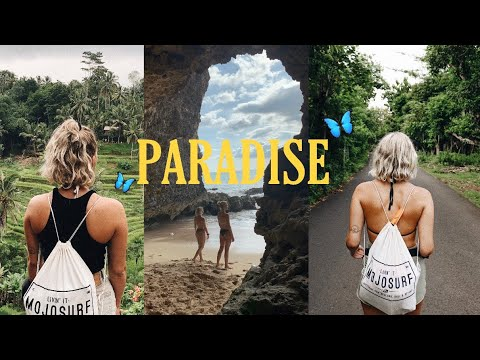 LIVING THE BALI LIFE | BACKPACKING EP.5 thumbnail