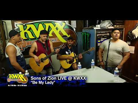 "SONS OF ZION - ""Be My Lady"""