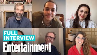 'The King Of Staten Island' Roundtable: Pete Davidson, Marisa Tomei, More | Entertainment Weekly