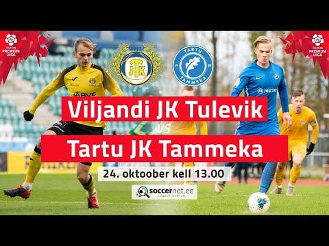 Tulevik Tammeka Tartu Goals And Highlights