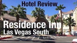 Hotel Review - Residence Inn Las Vegas South