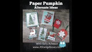 Paper Pumpkin Alternatives Video