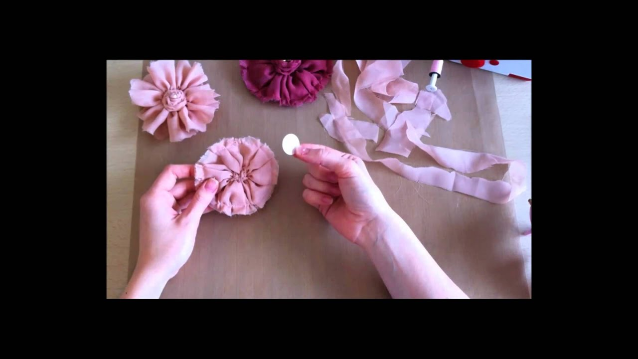 homemade flowers redolent collection youtube