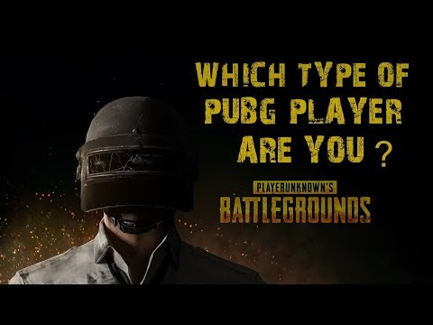 What Type Of PUBG Player Are You ? Personality Test