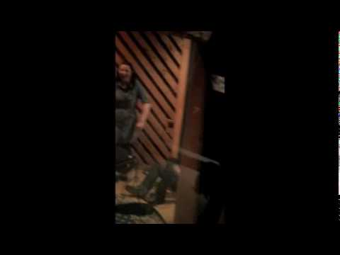 Evanescence in studio: Steve Lillywhite dancing Twitvid