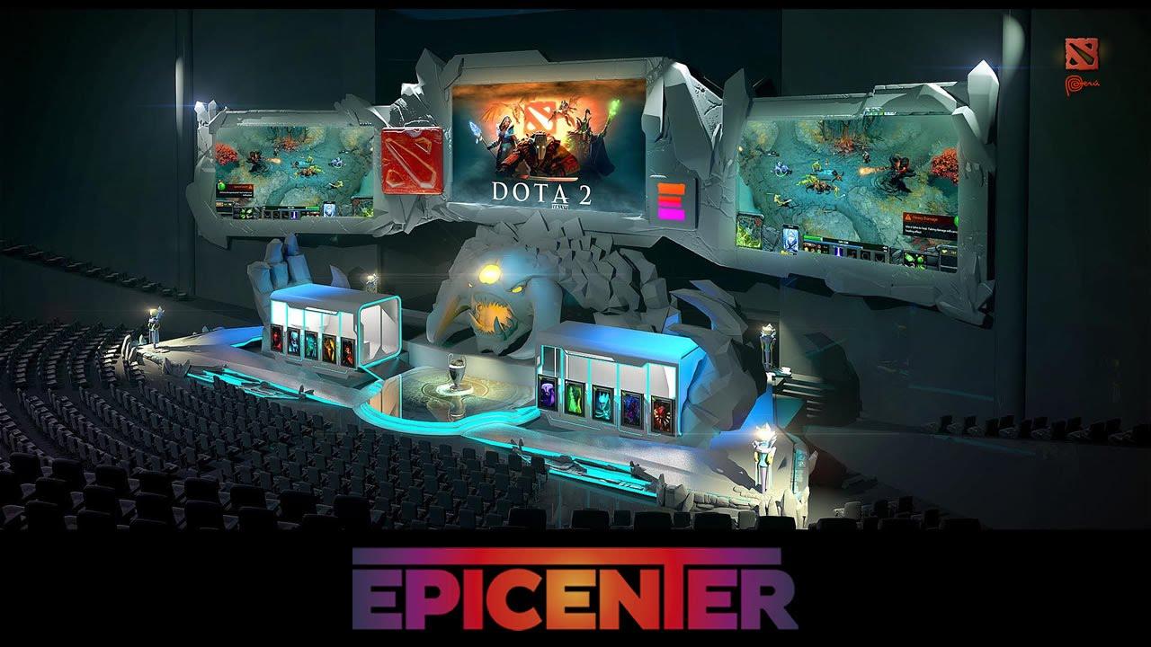 Dota 2 Epicenter