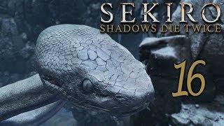 POLOWANIE NA WĘŻA! [#16] Sekiro: Shadows Die Twice