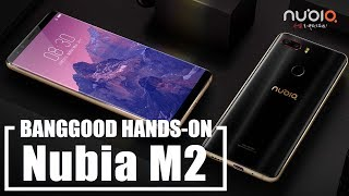Nubia M2 - Watch before buying, review unboxing and camera test