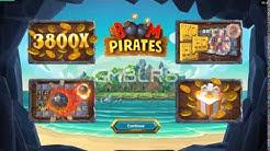 Boom Pirates slot by Foxium - Microgaming