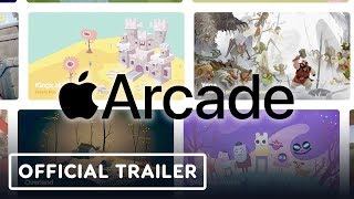 Apple Arcade in 100 Seconds