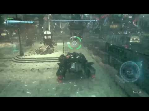 Batman  Arkham Knight 6   Live Gameplay, No Commentary PS4 Panic and Misery