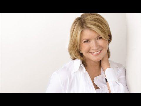 The Delacorte Lectures: Martha Stewart - YouTube