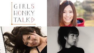 Girls Honky Talk Vol.3「津村友華、Sola、和泉まみ」