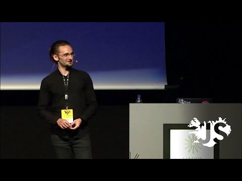 David Luecke: Meet MySam - An open AI experiment - JSConf Iceland 2016