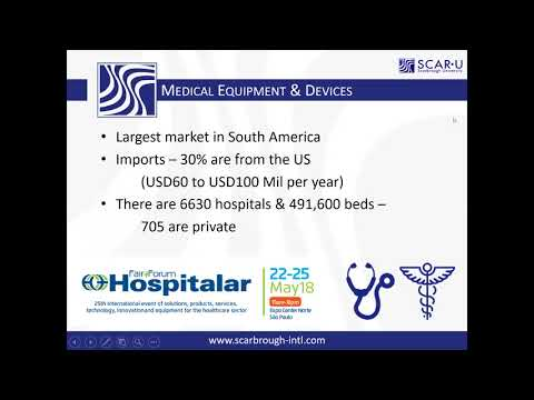 Medical Equipment And Healthcare Industry In Brazil