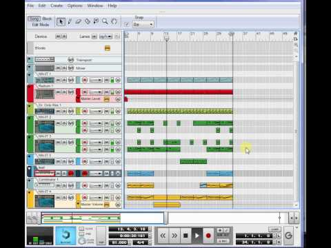 Eminem - Halie's Song - Propellerhead Reason Remake + Download