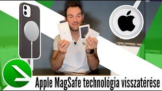 iPhone 12 legjobb újdonsága | Apple MagSafe technológia letesztelve!!!