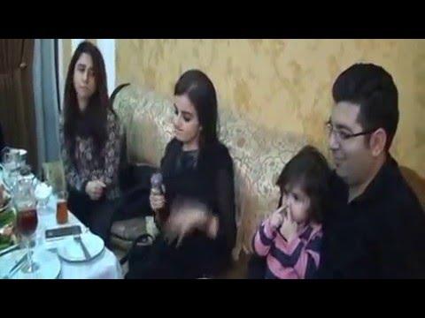 Leyla Rehimova & Anar turk sazi 39 yash 02.12.2015