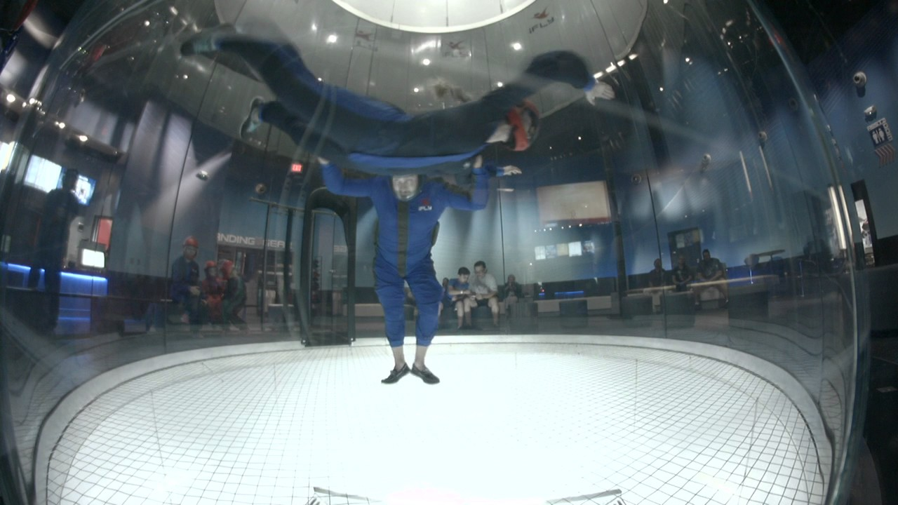 Ifly Davie Indoor Skydiving In South