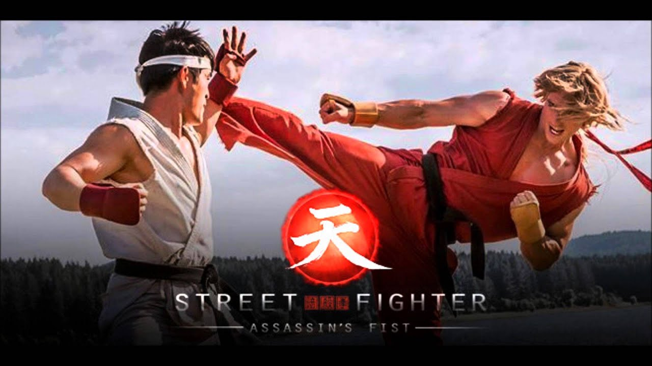 street fighter assassins fist