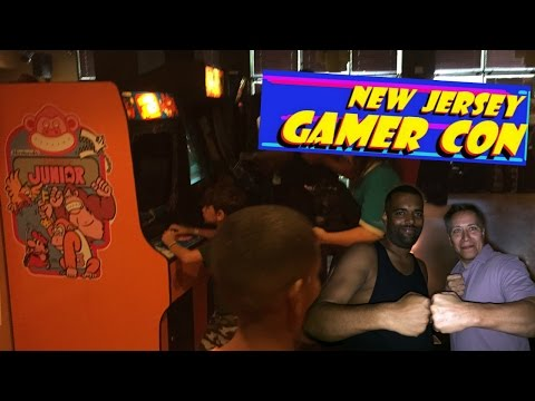 Game Hunting, Tournaments & Tons Of Cool People At NJ Gamer Con 2016