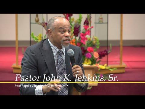 Take the City - Pastor John K. Jenkins Sr. - 19Mar2016