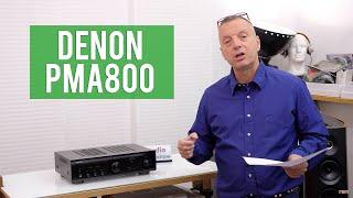 DENON PMA800, degno erede nel PMA720?