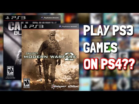 can you play ps3 games on ps4 pro