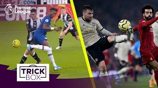 TAMMY ABRAHAM FLICK & LUKE SHAW TOUCH 🔥 Best Premier League Skills MW23