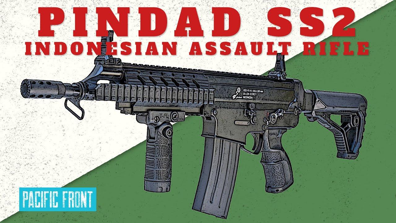 Download Pindad SS2 | Indonesian Assault Rifle