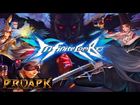 Infinite Combo Gameplay Android / iOS